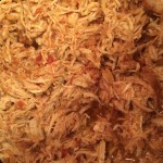 Salsa Pulled Chicken