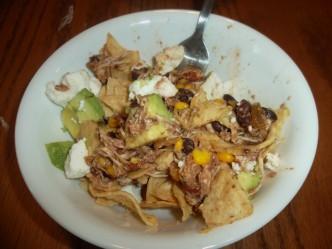 Gluten-Free Salsa Chicken Tacos